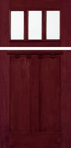 Pella Craftsman Light Entry Door With Glass Pella Com