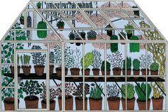Greenhouse Illustration by Sophia Martineck