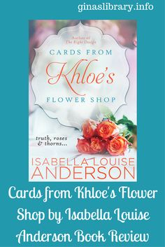 This book centers around a flower shop. The owner and some of her customers are experiencing new love.
