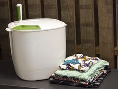 Compact Washing Machine: The Laundry POD