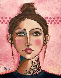 Unafraid to Be Herself by Jennifer Yoswa