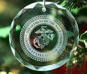 Marine Corps Emblem Us Marine Corps Us Marines Usmc Christmas Ornaments Xmas Ornaments Xmas Decorations Christmas Ornament Christmas Decorations