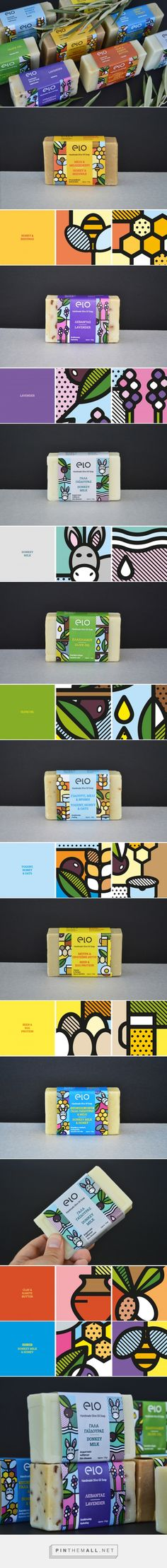 Elo Soaps | Main Packaging design by Mike Karolos