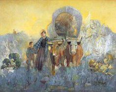 Not Alone by Minerva Teichert