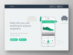 Sello is here! Focus Lab is STOKED to have helped launch the new Sello website. What is Sello? In short, it lets anyone instantly sell their products online to their social networks. It's free, se...
