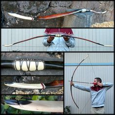 Primitive Archery Bow of the Year Entry #2 from Weylin