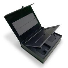 Presentation box, luxury premium magnet box built at the House of Trusty
