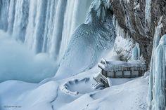 Horseshoe Falls by Dave Van de Laar on 500px