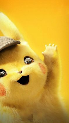 Pokémon Detective Pikachu Wallpaper for iPhone 7 with high-resolution pixel. You can use this wallpaper for your Windows and Mac OS computers as well as your Android and iPhone smartphones Best Wallpaper Hd, Hd Cool Wallpapers, Iphone 7 Wallpapers, Cute Cartoon Wallpapers, Animes Wallpapers, Disney Wallpaper, Pikachu Pikachu, O Pokemon, Cute Pokemon Wallpaper