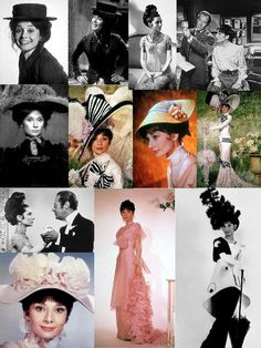 'My Fair Lady' is coming to Thalia Mara Hall!!!  Herb said he'd dress like Henry Higgins.  Not sure if I could pull off Eliza.