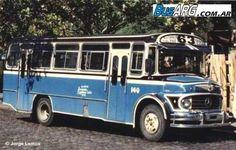 busarg.com.ar - 002 - Líneas de Concesión Nacional 051/100/Línea 63 - Modelo clásico de inicios de los '80