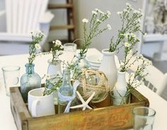Crate Chic -Using Old Wooden Crates as Tables, Storage Bins, Trays