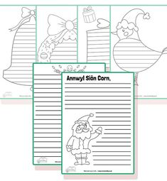 This Christmas Writing Frame Pack has something for everyone this Christmas! Challenge your class to write their own Christmas story or poem! Primary Resources, Learning Resources, Primary Teaching, Christmas Writing, A Christmas Story, Learn Welsh, Free Christmas Coloring Pages, Mindfulness Colouring, Santa Letter