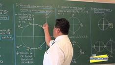 TRIGONOMETRIA - Circunferencia trigonométrica - [HD]