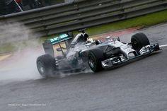 Lewis Hamilton, Mercedes, Spa-Francorchamps, Saturday, 2014