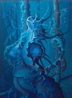 Surrealism and Visionary art: Joep Hommerson Chaim Soutine, Metal On Metal, Horror Themes, Mothman, Danse Macabre, Caravaggio, Vanitas, Visionary Art, Memento Mori