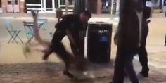 Video Shows Colorado Cop Body-Slam A Female College Student