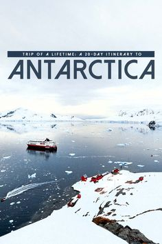 Make your Antarctica travel dreams possible with Hurtigruten — check out this comprehensive travel guide and sample itinerary to start planning for this ultimate trip to the white continent! via https://iamaileen.com/antarctica-itinerary-cruise-expedition-travel-guide-hurtigruten/ #hurtigruten #itinerary #whitecontinent #7thcontinent #hurtigruten #expedition #travelguide