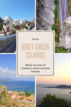 Greece has some amazing remote islands that people rarely visit. Uncover Greece's best hidden spots in this ultimate guide to the quiet Greek islands #greece #travel #islandhopping Europe Travel Guide, Travel Destinations, Winter Destinations, Travel Guides, Travel Tips, Greece Photography, Travel Photography, Honeymoon Places, Best Places To Travel