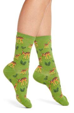 Hot Sox Mother Deer Socks (3 for  15)  067a8816ea