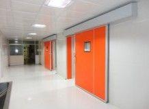 Hermetic Sealed Doors/ Medical Doors/ Company Name- Rebbon Isosystems Pvt. Ltd