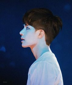 I saw this online and I made this my background for my laptop and please tell me this undercut is real.