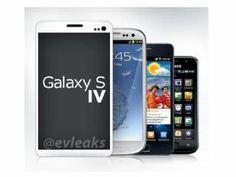 Samsung presenteert Galaxy S 4 met oogbesturing.