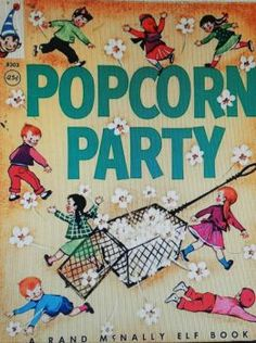 Popcorn Party (35 pieces)