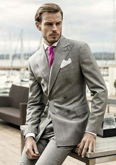 Bacon of Apparel. Suits + Shoes and Mens Fashion Gentleman Mode, Gentleman Style, Sharp Dressed Man, Well Dressed Men, Men's Fashion, Classic Fashion, Suit And Tie, British Style, British Men
