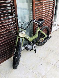 Tomos Moped, Vintage Moped, Wood Bike, Mini Chopper, 50cc, Bike Style, Motorcycle Design, Go Kart, Scooters