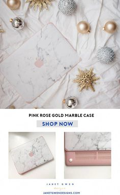 43d4c1a5c47e Janet Gwen Designs Marble Case Coffee Date