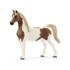 d3ee44dec Schleich zvieratko - Pinto kobyla Detské Hračky, Bábiky, Breyer Modely  Koňov, Arabské Kone