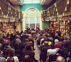 Literary Talks and Events at Daunt Books