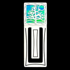 Tree of Life Bookmark - Engraved | Kyle Design