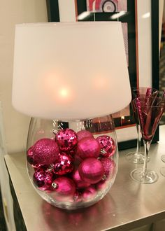 Clearly Creative Lamp #PartyLite #candles