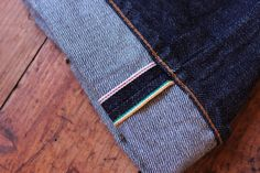 In celebration of unity between Japan and the West African country of Cote d'Ivoire, Japan blue jeans have collaborated with the Ivory Coast to create a special pair of jeans. Read: http://rwrdn.im/japan-blue-cdi-jeans