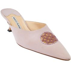 pre owned manolo blahnik shoes size 38