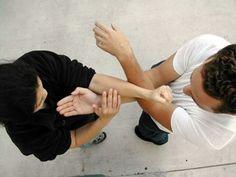 Wing Chun drills.