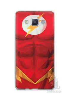 Capa Capinha Samsung A7 2015 The Flash - SmartCases - Acessórios para celulares e tablets :)