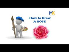 how to draw | HOW TO DRAW A ROSE Rose bushes are usually often referred to as the actual token regarding love in addition to enjoy. They may be lovely in addition to wonderful to consider. If you don't have a new environment friendly thumbs, nonetheless, it is possible to nevertheless produce a increased in writing.   HOW TO DRAW A ROSE