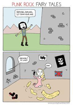 punk rock fairy tales