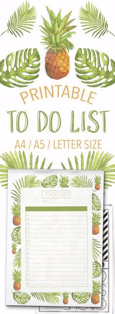 15 Best Planner Printables images in 2017 | Agenda printable