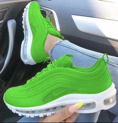Nike Air Max 97 Sneakers from Shop more products from on Wanelo. Moda Sneakers, Cute Sneakers, Shoes Sneakers, Latest Sneakers, Women's Shoes, Shoes Style, Boy Shoes, Sneaker Boots, Youth Shoes