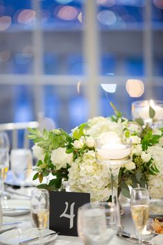 Louis-based florist for weddings, corporate, special and nonprofit events on Sisters Floral Design Studio… Centerpieces, Table Decorations, All White, Non Profit, Flower Designs, Wedding Flowers, Floral Design, Sisters, Reception
