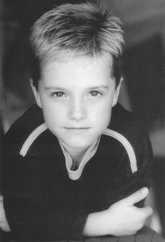 little Josh Hutcherson - how adorable