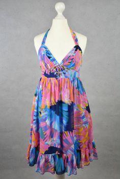 Neckholder Babydoll-Kleid von NEXT online kaufen - Grösse 36 - Marke next | Vintage-Fashion Online Shop fürs Verkaufen und Kaufen