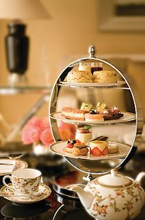 Afternoon Tea at The Four Seasons, London