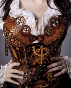 corset chemise accessoire