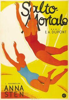 1932 Swedish trapeze