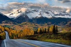 Wilson Peak near Telluride, Colorado